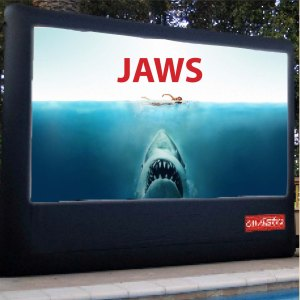 Jaws Dive In Movie